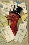 Vintage-thanksgiving-cards-turkey-in-top-hat-with-restaurant-menus1
